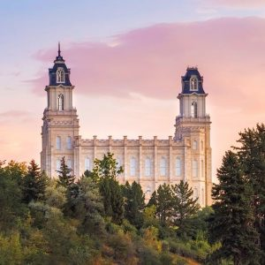 manti-temple-summer-sunset