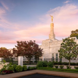 memphis-temple-sunrise