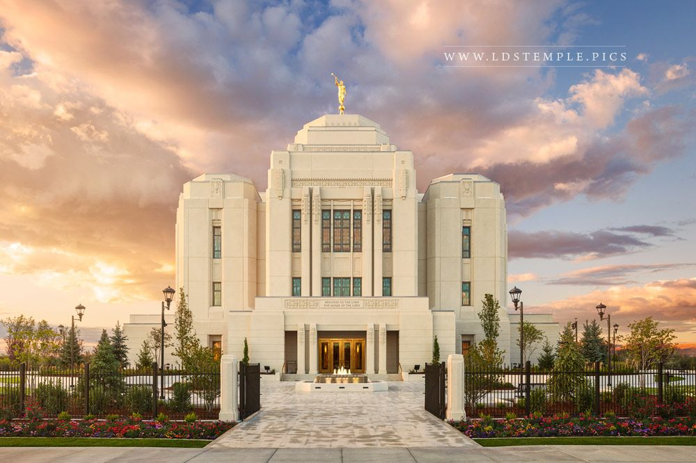 #2: Meridian Temple – Gateway to Eternity