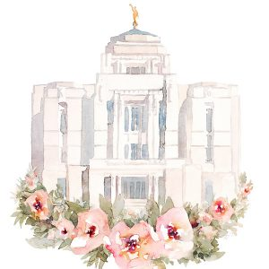 meridian-temple-watercolor-painting