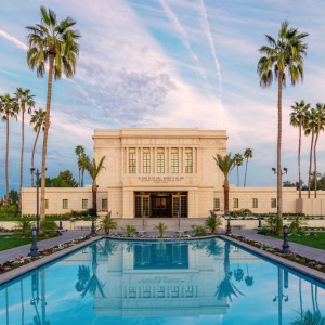 mesa-temple-fading-light-reflecting-pool