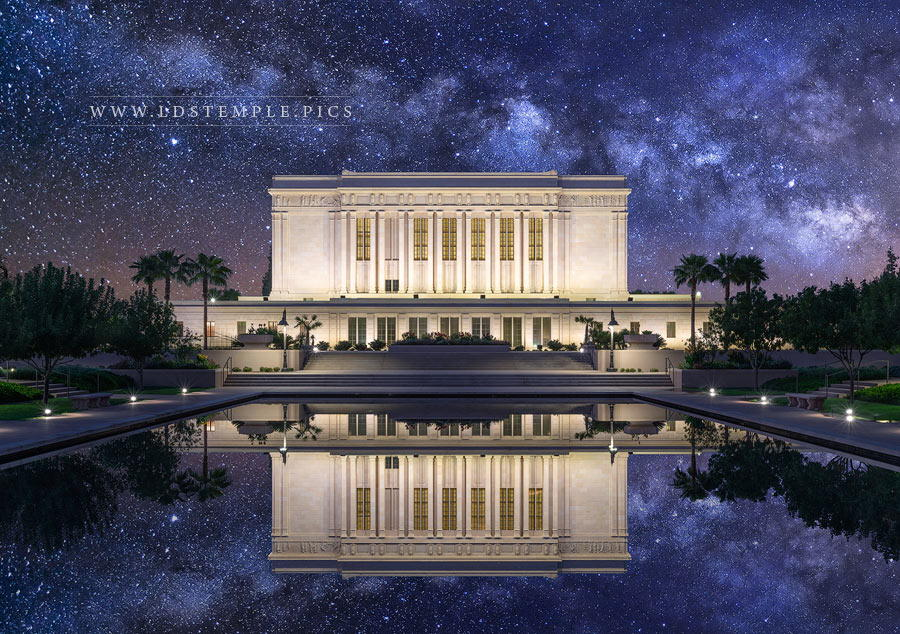 Mesa Temple – For Eternity