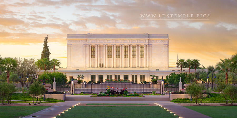 Mesa Temple – North Pathways