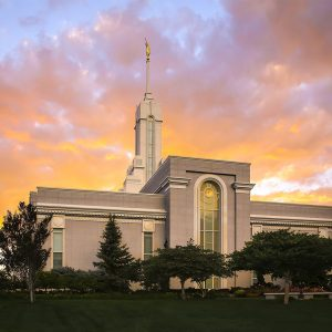 mount-timpanogos-temple-glorious-sunset