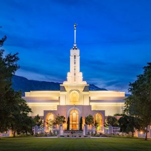 mount-timpanogos-temple-morning-blues