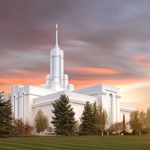 mount-timpanogos-temple-sunglow