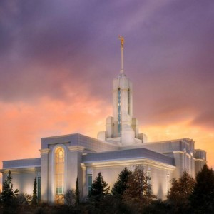 mount-timpanogos-temple-winter-sunset