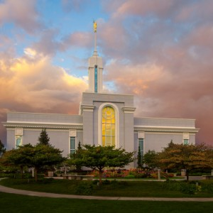 mt-timpanogos-temple-spring-sunset