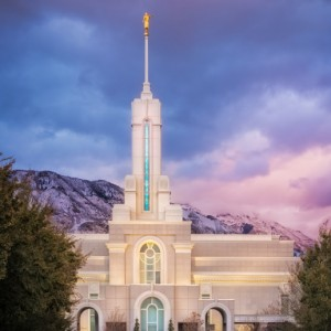 mt-timpanogos-temple-sunset