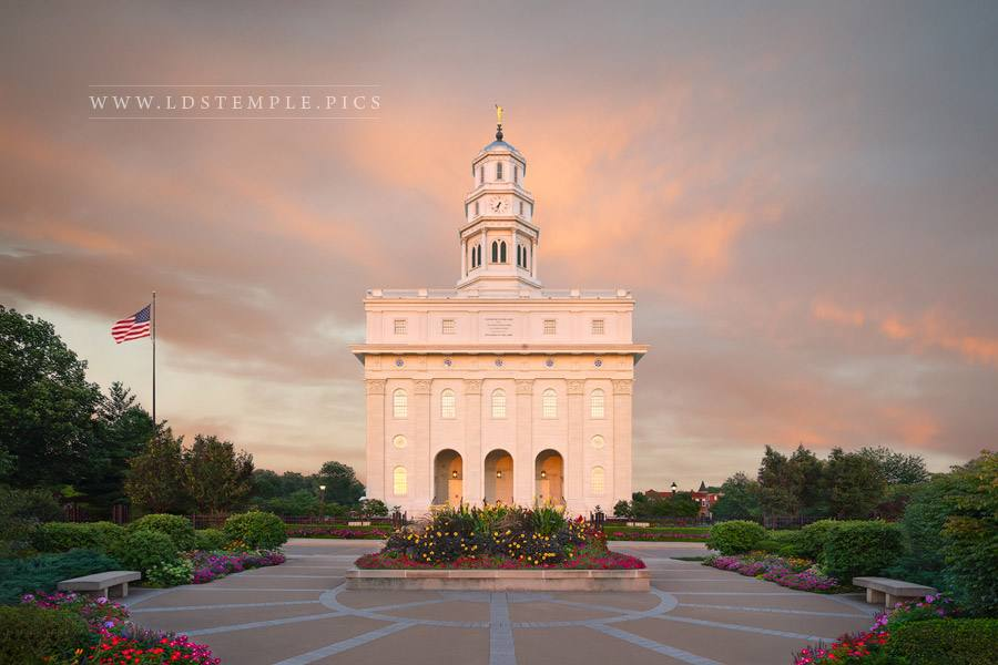 Nauvoo Temple – A Firm Foundation