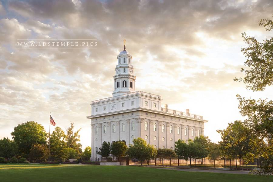 Nauvoo Temple – Glory To The Highest