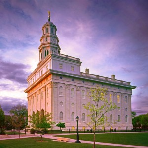 nauvoo-temple-sunset
