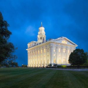 nauvoo-temple-twilight-panoramic