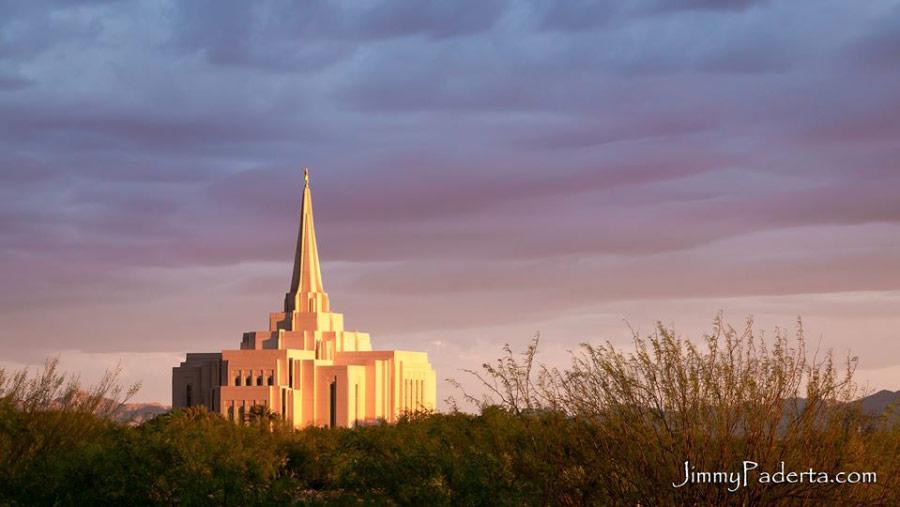 Gilbert Temple by Jimmy Paderta