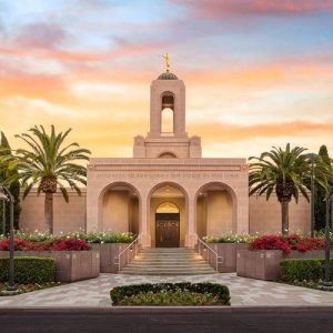 newport-beach-temple-summer-sunrise