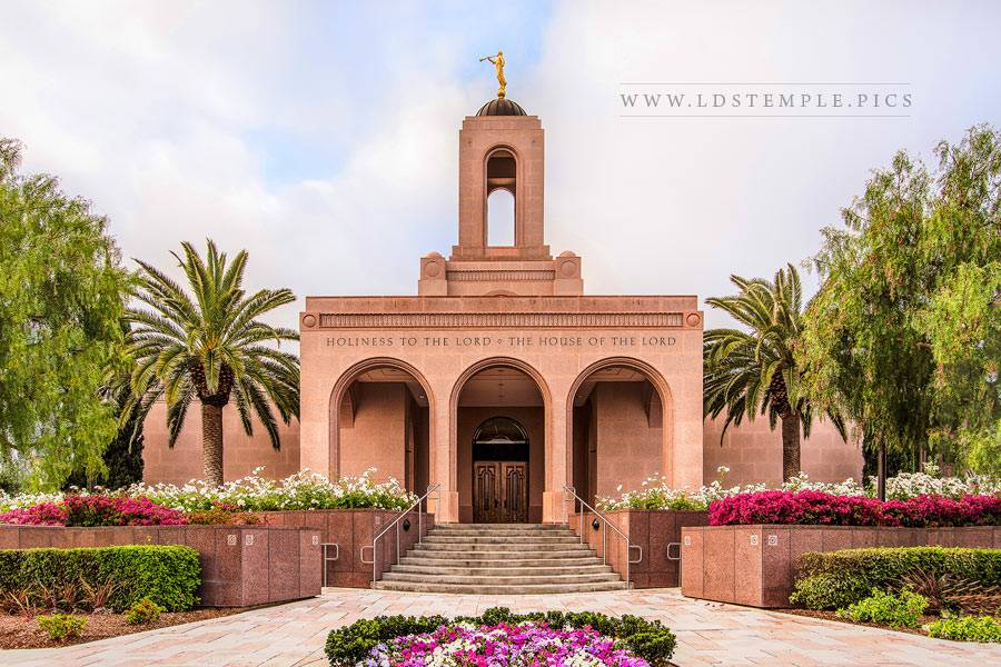Newport Beach Temple – Tranquility