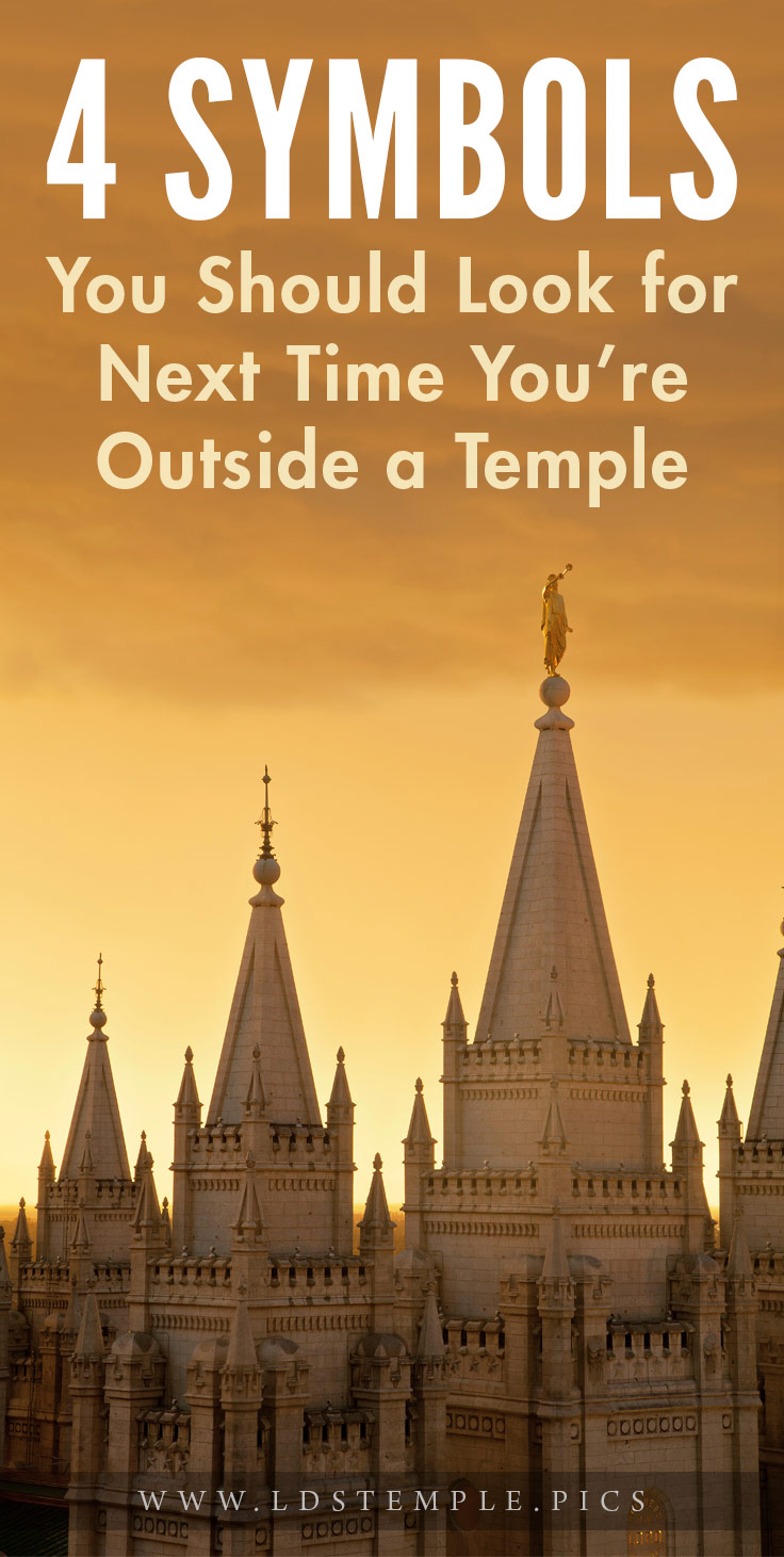 4 Symbols to Look for Next Time You're Outside a Temple