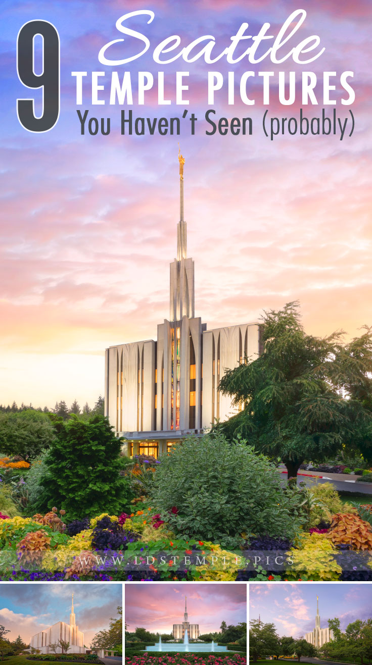 9 Pictures of the Seattle Temple You Haven't Seen ...