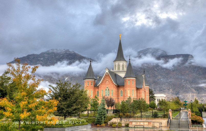 Provo City Center Temple by Kyle Woodbury