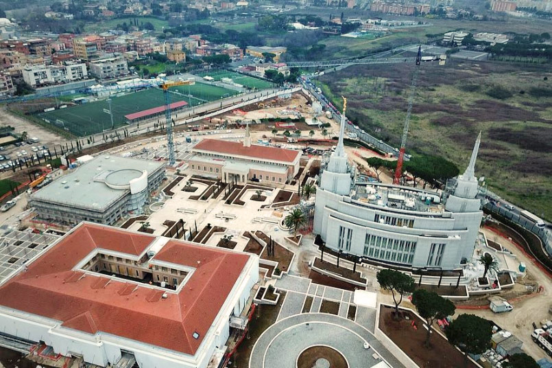 LDS Temple News – Rome 67864eb4634
