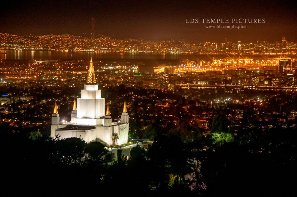 Oakland Temple – Oakland's Bay