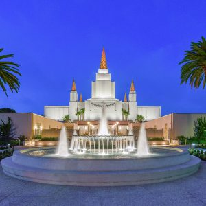 oakland-temple-fountain