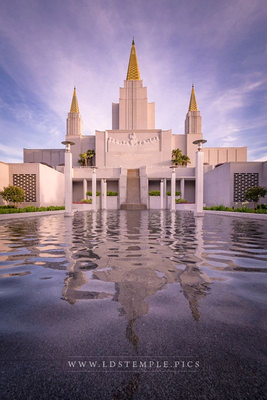 Oakland Temple – Oh May My Soul Commune With Thee