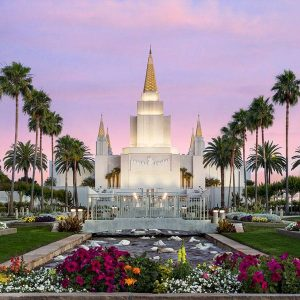 oakland-temple-pastel-sunset
