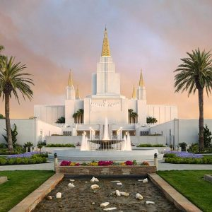 oakland-temple-summer-skies