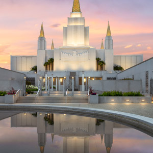 oakland-temple-sunrise-reflection
