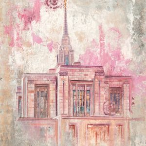 ogden-temple-cold-wax-oil-painting