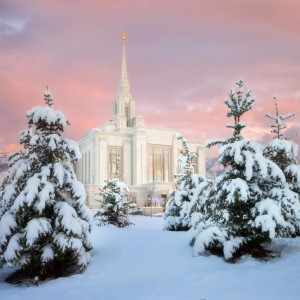 ogden-temple-snowy-sunset