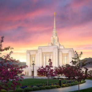 ogden-temple-spring-sunrise