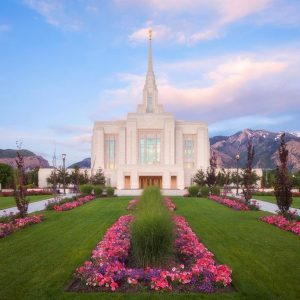 ogden-temple-summer-evening