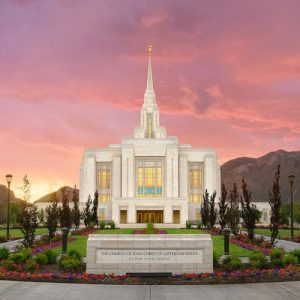 ogden-temple-sunrise-east-pano