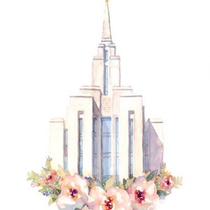 oquirrh-mountain-temple-watercolor-painting