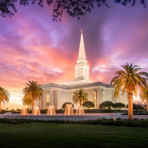 orlando-temple-pastel-sunset