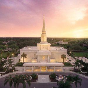 orlando-temple-sunset-aerial