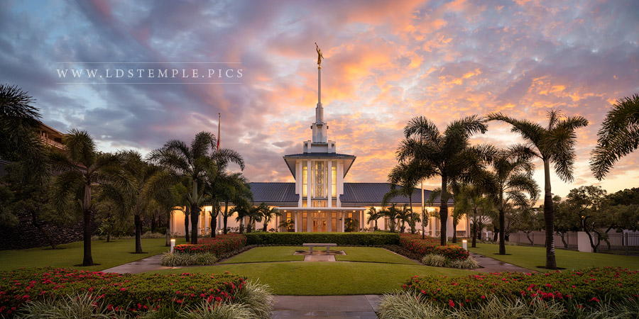 Papeete Temple – Peace Be Still