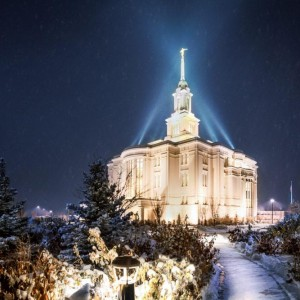payson-temple-evening-snowfall