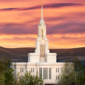 payson-temple-sunset-glow-vertical