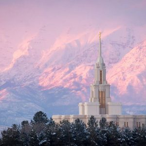 payson-temple-winter-evening