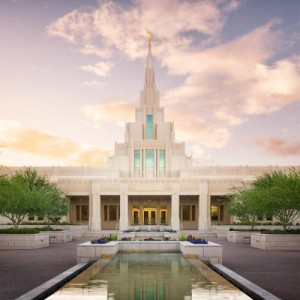phoenix-temple-reflecting-pool-sundown-pano