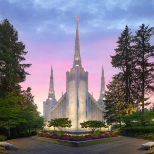 portland-temple-fading-light