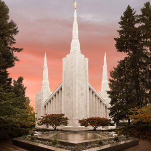 portland-temple-fall-sunset