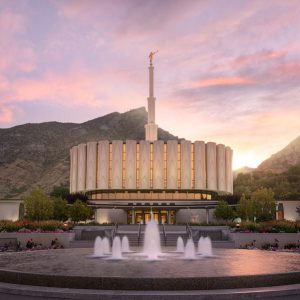 provo-temple-fountain