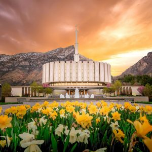 provo-temple-golden-sunrise