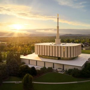 provo-temple-golden-sunset