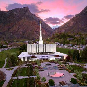 provo-temple-spring-sunrise-aerial