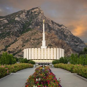 provo-temple-summer-sunset